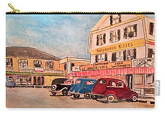 York Beach In Maine Carry-all Pouch