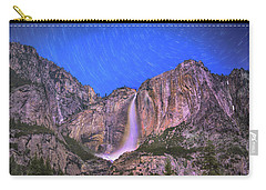 Yosemite At Night Carry-all Pouch