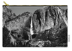 Yosemite Black Falls  Carry-all Pouch