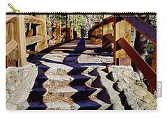 Yosemite Footbridge  Carry-all Pouch
