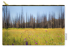Yosemite Juxtaposition By Michael Tidwell Carry-all Pouch