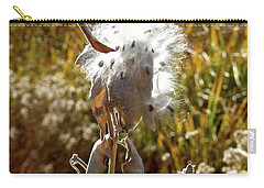 Yosemite Milkweed Carry-all Pouch by Amelia Racca