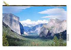 Yosemite National Park, California, Usa Carry-all Pouch by Panoramic Images