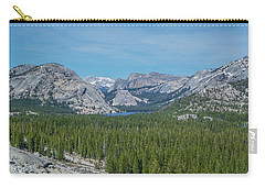 Yosemite National Park Carry-all Pouch by Henri Irizarri