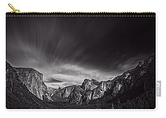 Yosemite Valley Carry-all Pouch by Ian Good