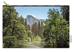 One Valley View Carry-all Pouch by Ryan Weddle