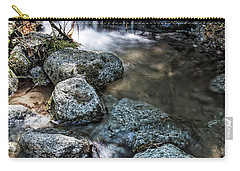 Yosemite View 17 Carry-all Pouch by Ryan Weddle