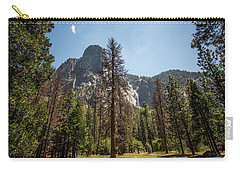 Yosemite View 18 Carry-all Pouch by Ryan Weddle