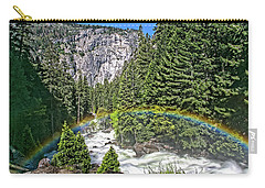 Yosemite View 29 Carry-all Pouch by Ryan Weddle