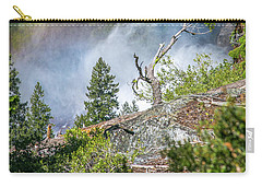 Stroll Passed Nevada Carry-all Pouch by Ryan Weddle