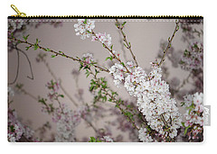 Yoshino Cherries Lavender Carry-all Pouch