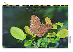 You Alone Are Enough Carry-all Pouch