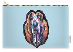 You Are My Basset Hound Heart Carry-all Pouch