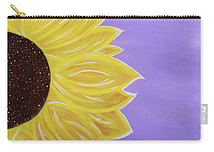 You Are My Sunshine Carry-all Pouch by Cyrionna The Cyerial Artist