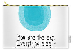You Are The Sky Carry-all Pouch