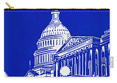 You Should See Washington Carry-all Pouch