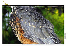 Young American Robin Carry-all Pouch