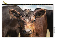 Young Angus Carry-all Pouch