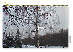 Young Birch Carry-all Pouch