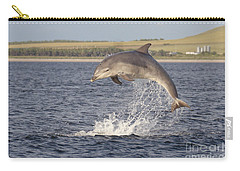 Young Bottlenose Dolphin - Scotland #13 Carry-all Pouch