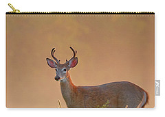 Young Buck Square Carry-all Pouch