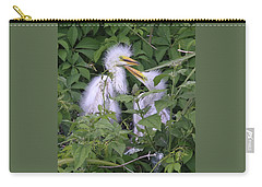 Young Egrets Carry-all Pouch