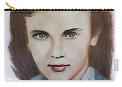 Young Elizabeth  Carry-all Pouch
