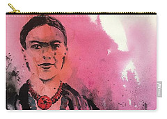 Young Frida Carry-all Pouch