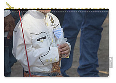 Young Horseman Carry-all Pouch by Jim Walls PhotoArtist
