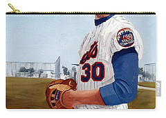 Young Nolan Ryan - With Mets Carry-all Pouch