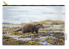 Young Otter Carry-all Pouch