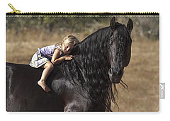 Young Rider Carry-all Pouch