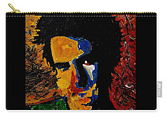 Young Sid Vicious Carry-all Pouch