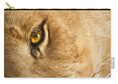 Your Lion Eye Carry-all Pouch