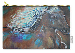 Your Majesty Carry-all Pouch by Leslie Allen