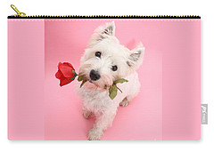 Your Valentine Every Day Carry-all Pouch