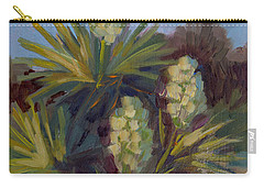 Yucca At Joshua Tree Carry-all Pouch