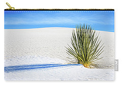 Yucca Carry-all Pouch by Marla Hunt