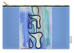 yv1 YUD HEY VAV HEY NAME OF GOD Carry-all Pouch
