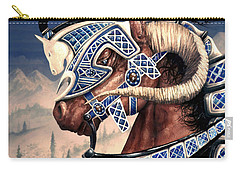 Yuellas The Bulvaen Horse Carry-all Pouch