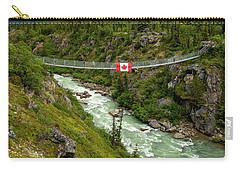 Yukon Suspension Bridge Carry-all Pouch