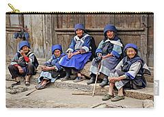 Yunnan Women Carry-all Pouch