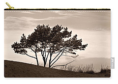 Carry-all Pouch featuring the photograph Yyteri Evening by Jouko Lehto