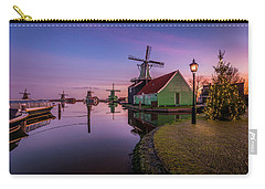 Zaanse Schans Holiday  Carry-all Pouch