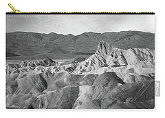 Zabriskie Point Landscape Carry-all Pouch by Marius Sipa