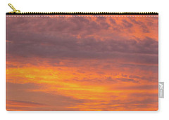 Zagreb Sunset 5 Carry-all Pouch