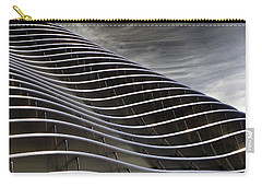 Zahner Facade Carry-all Pouch by Christopher McKenzie