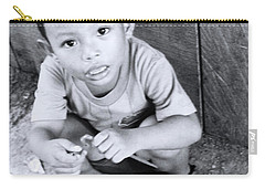 Carry-all Pouch featuring the photograph Zamouching by Jez C Self