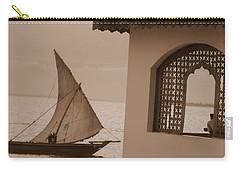 Zanzibar 1 Carry-all Pouch