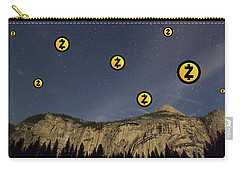 Zcash In Sky Carry-all Pouch